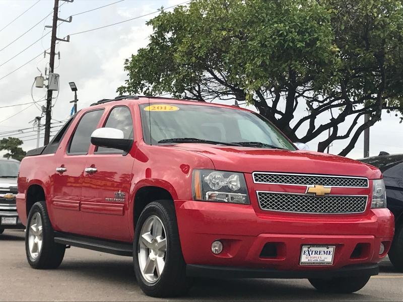 Chevrolet Avalanche 2012 price $12,699