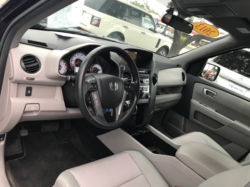 Honda Pilot 2013 price $14,699