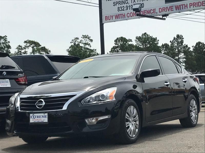 Nissan Altima 2015 price $9,495