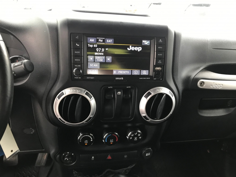 Jeep Wrangler 2013 price $21,890
