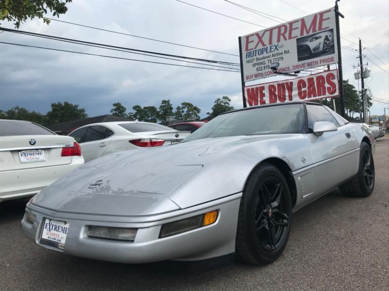 Chevrolet Corvette 1996 price $12,890