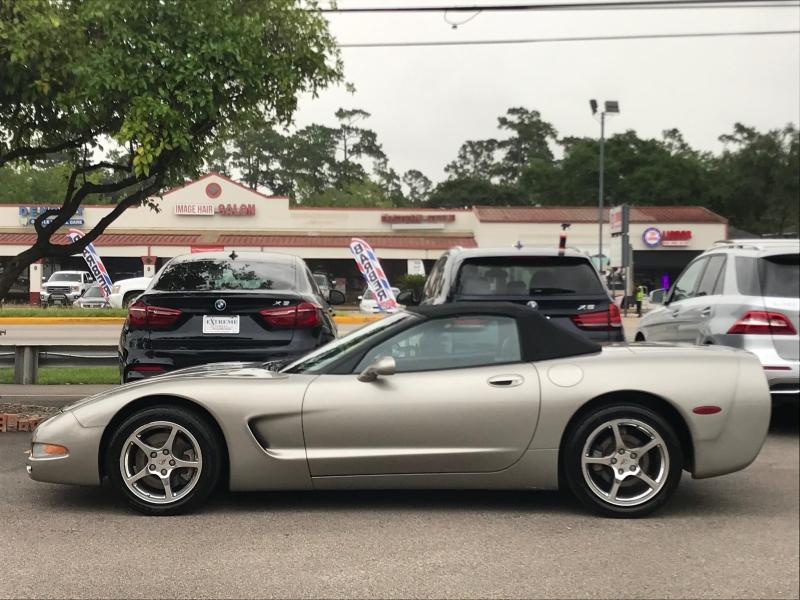 Chevrolet Corvette 2002 price $13,890