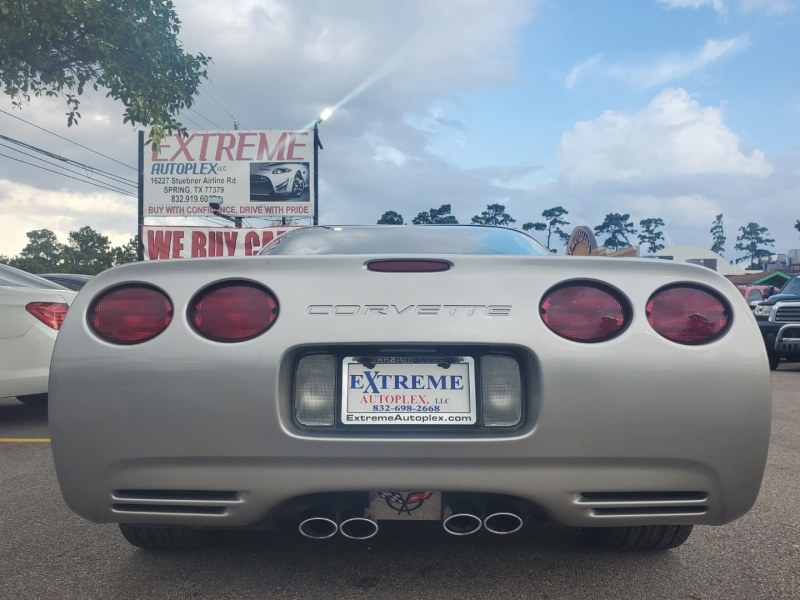 Chevrolet Corvette 2004 price $17,890
