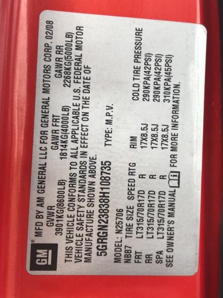 Hummer H2 2008 price $23,890