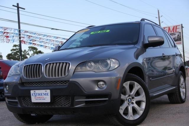 2007 BMW X5 AWD 4dr 4.8i Panoramic Sunroof Navigation Backup Cam ...