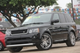 Land Rover Range Rover Sport GT Limited Edition 2013