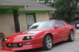 Chevrolet Camaro 1989