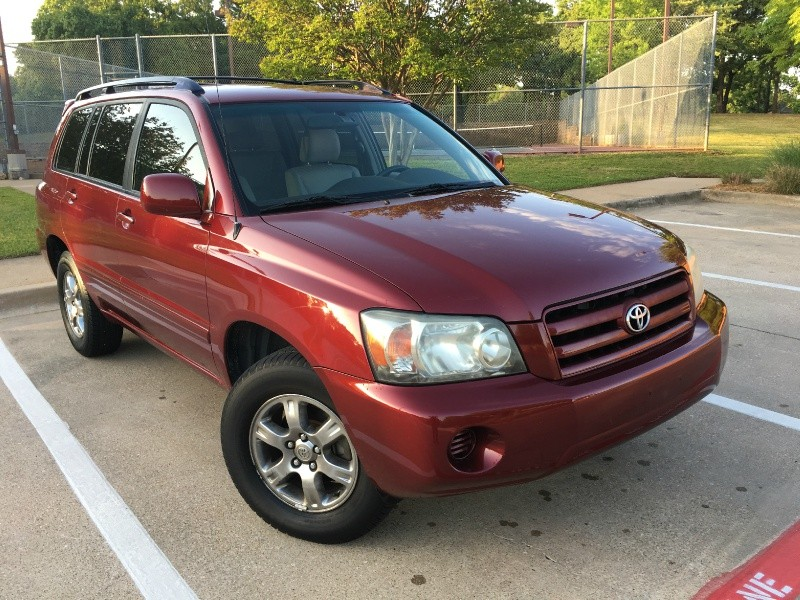 Toyota Highlander 2007 price $6,195 Cash