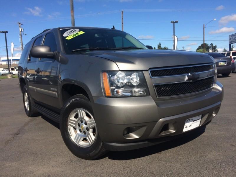 Chevrolet Tahoe 2008 price CALL