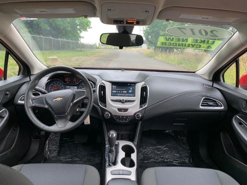 Chevrolet Cruze 2017 price SOLD