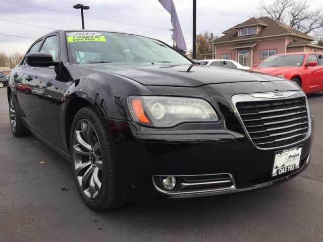 2014 Chrysler 300-Series