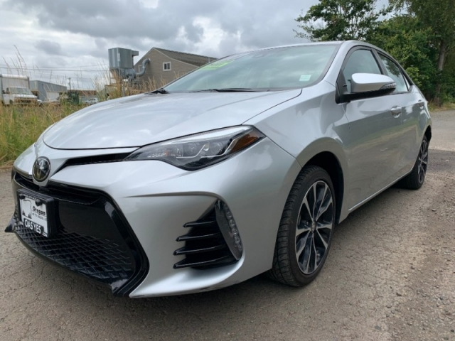 Brooks Auto Sales >> 2017 Toyota Corolla Se Cvt Inventory Oregon Auto Sales
