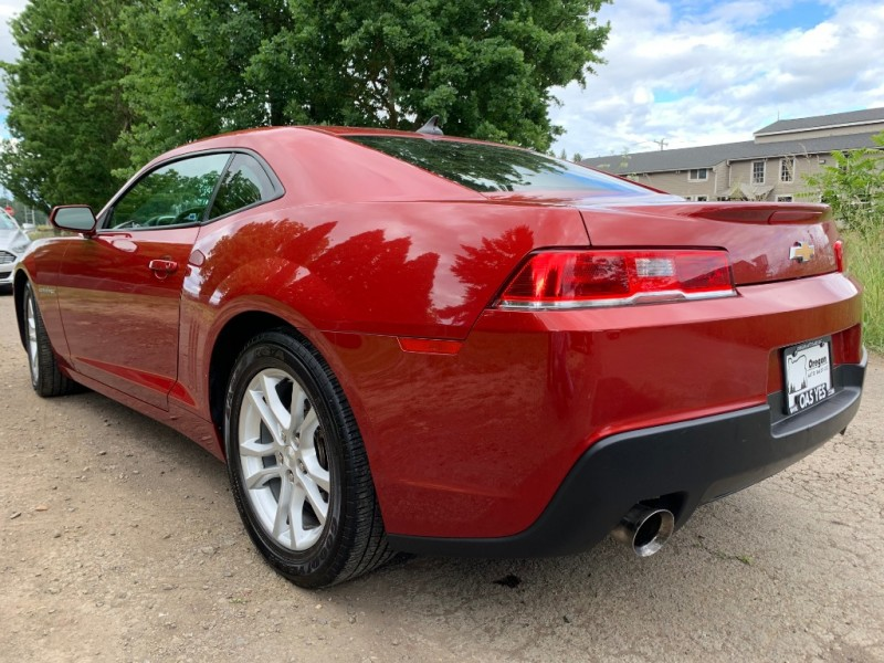 Chevrolet Camaro 2014 price $13,995
