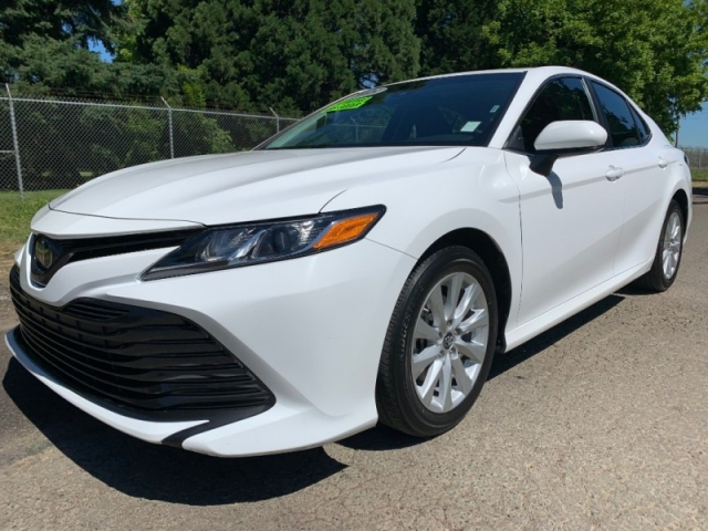 Brooks Auto Sales >> 2018 Toyota Camry Le Inventory Oregon Auto Sales Llc