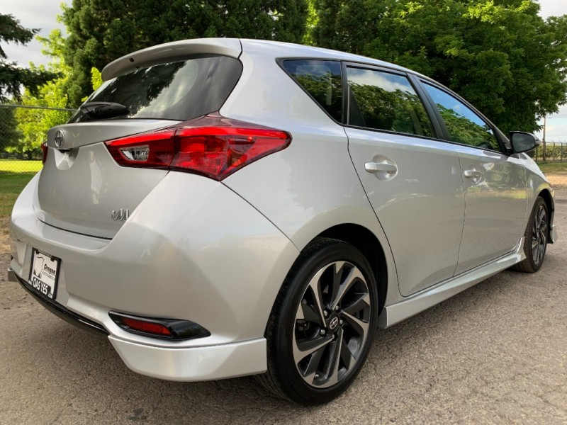 Scion iM 2016 price $14,995