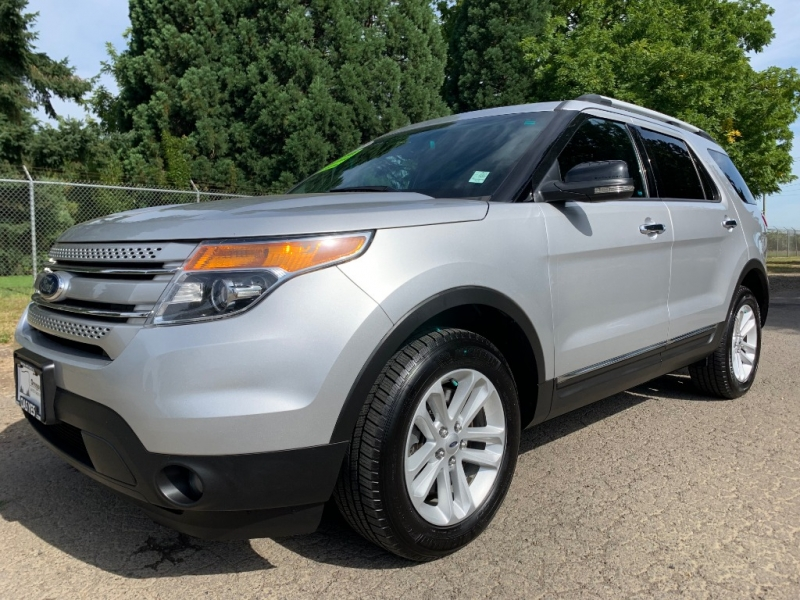 Brooks Auto Sales >> 2013 Ford Explorer Xlt