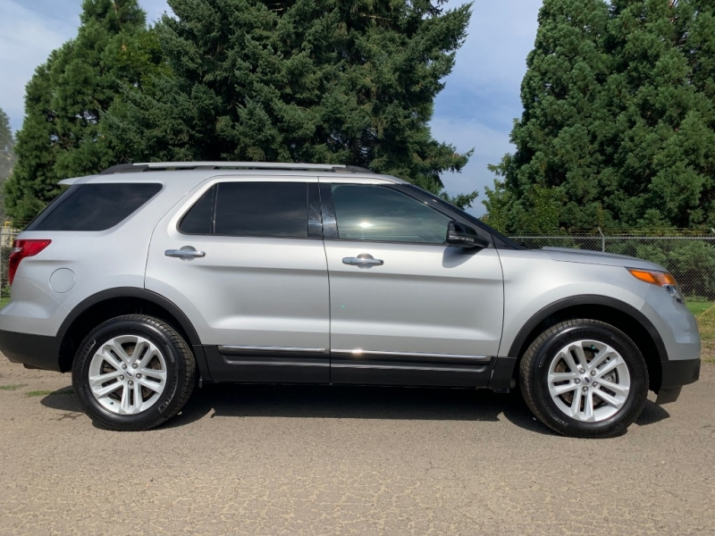 Ford Explorer 2013 price Sold