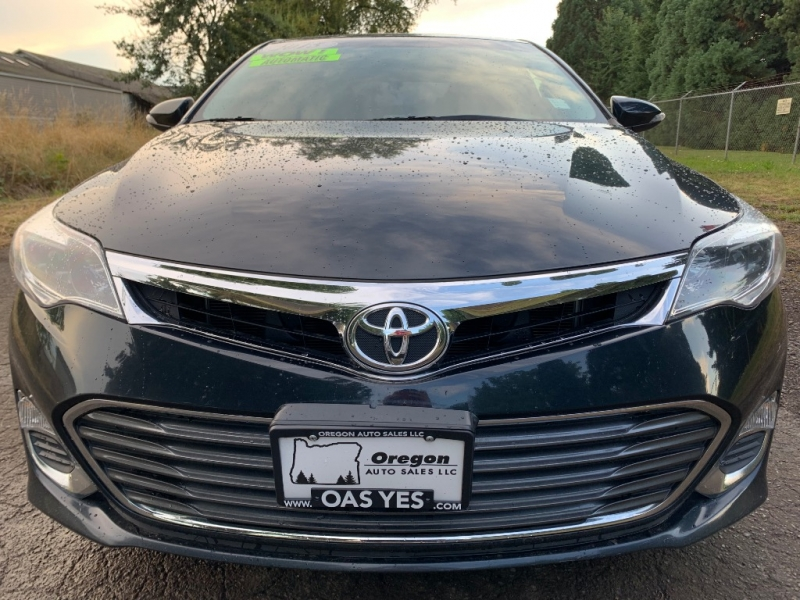 Toyota Avalon 2015 price Sold