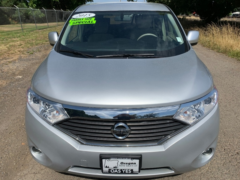 Nissan Quest 2015 price $17,995