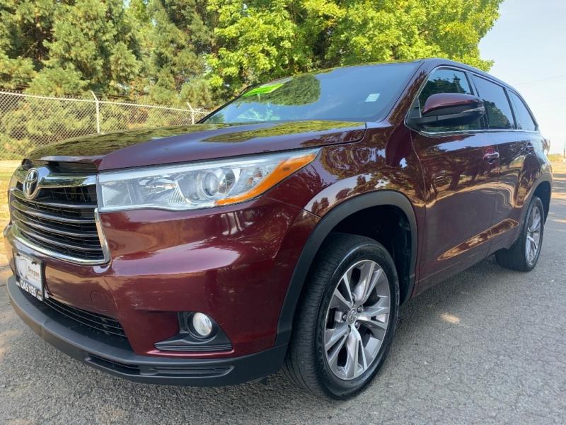Toyota Highlander 2014 price $20,995