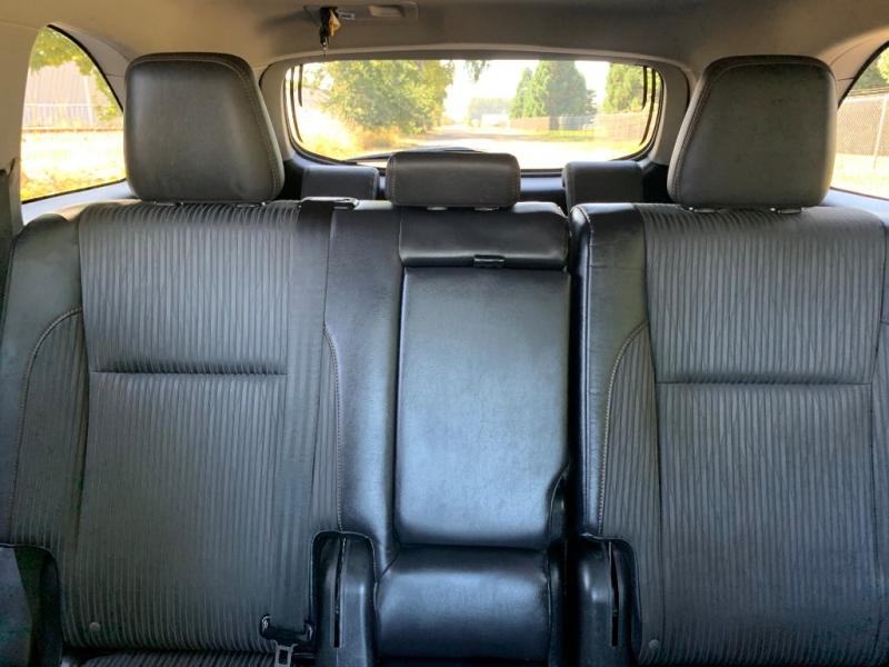 Toyota Highlander 2014 price Sold