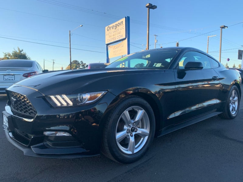 Ford Mustang 2015 price $14,995