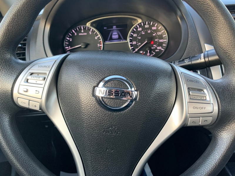 Nissan Altima 2017 price Sold