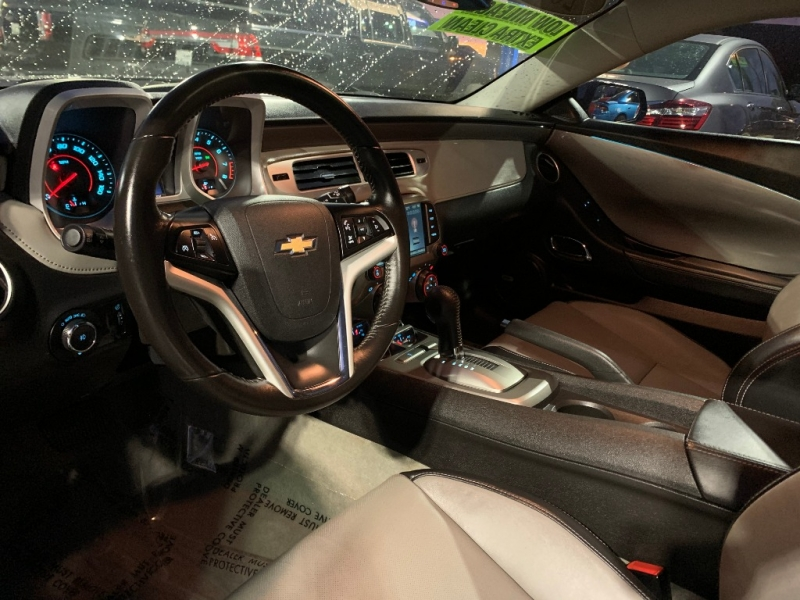 Chevrolet Camaro 2015 price $20,995
