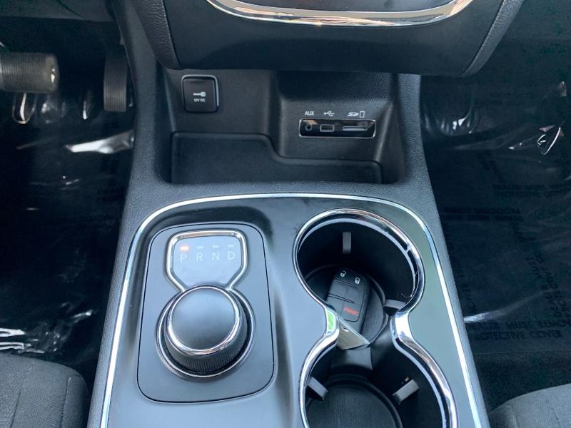 Dodge Durango 2014 price SOLD