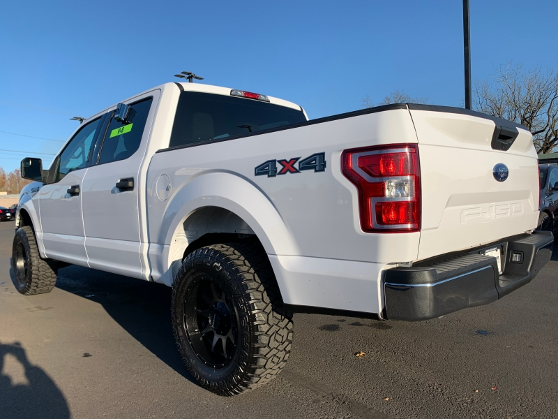 Ford F-150 2018 price SOLD