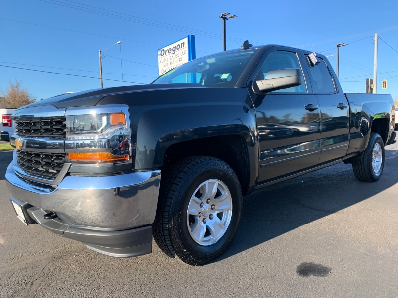 Chevrolet Silverado 1500 2018 price Sold
