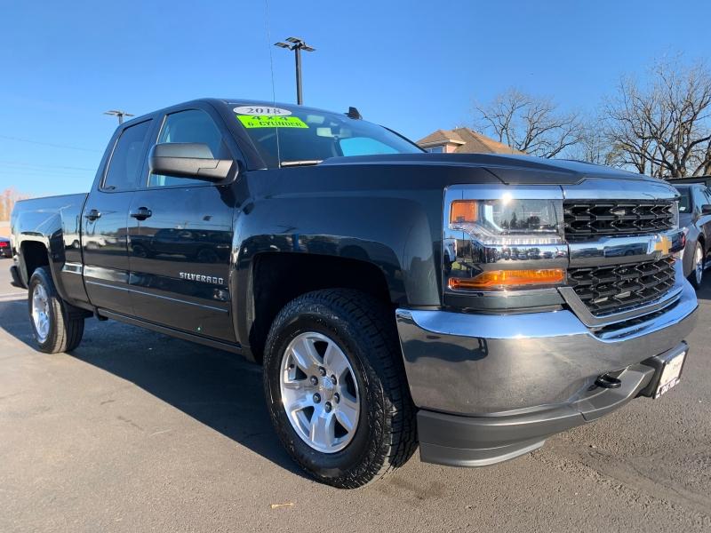Chevrolet Silverado 1500 2018 price Sold