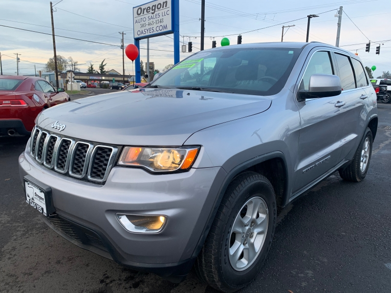 Jeep Grand Cherokee 2017 price $23,995