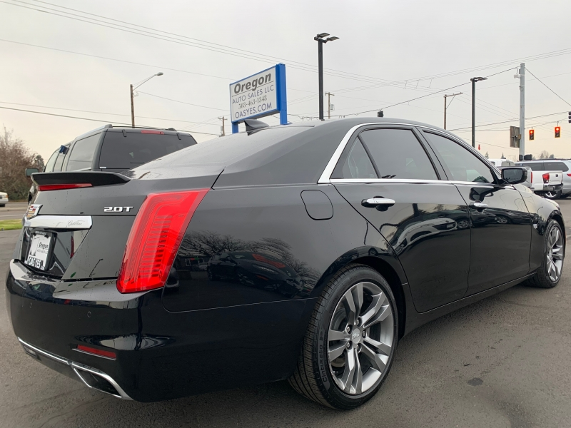 Cadillac CTS 2016 price $21,995