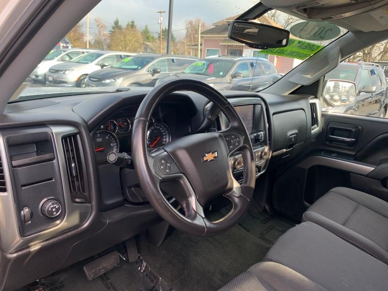 Chevrolet Silverado 1500 2014 price Sold