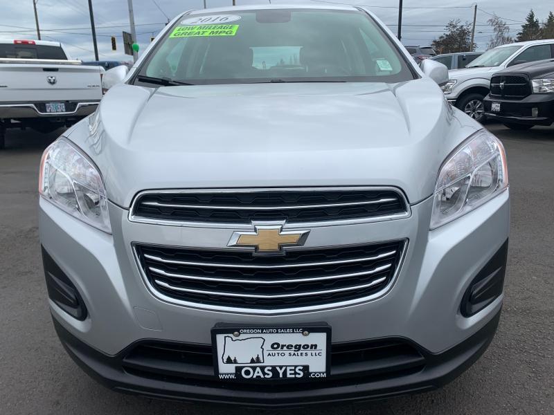 Chevrolet Trax 2016 price $14,995