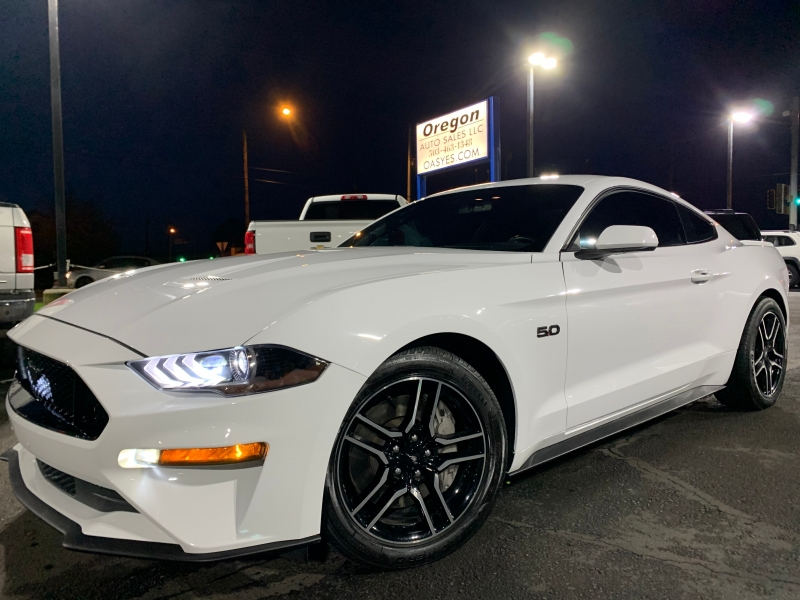 Ford Mustang 2019 price $28,995