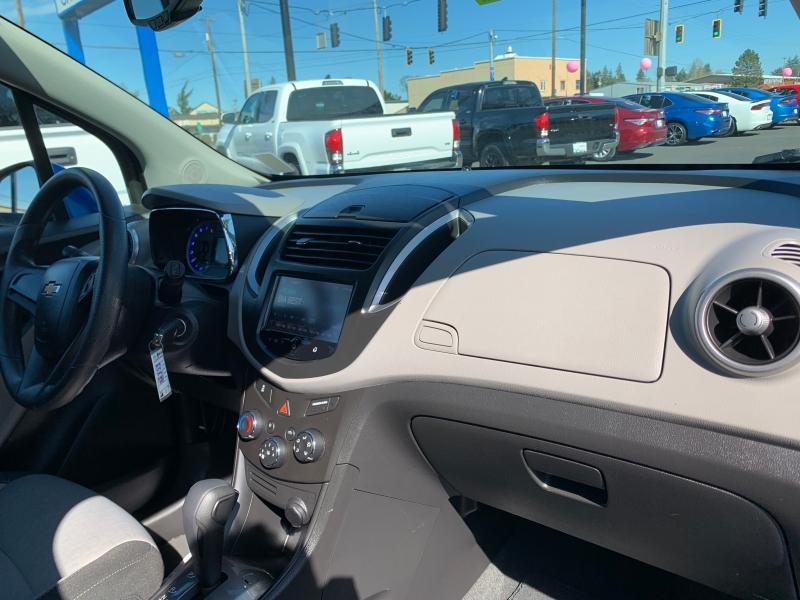 Chevrolet Trax 2015 price $13,995
