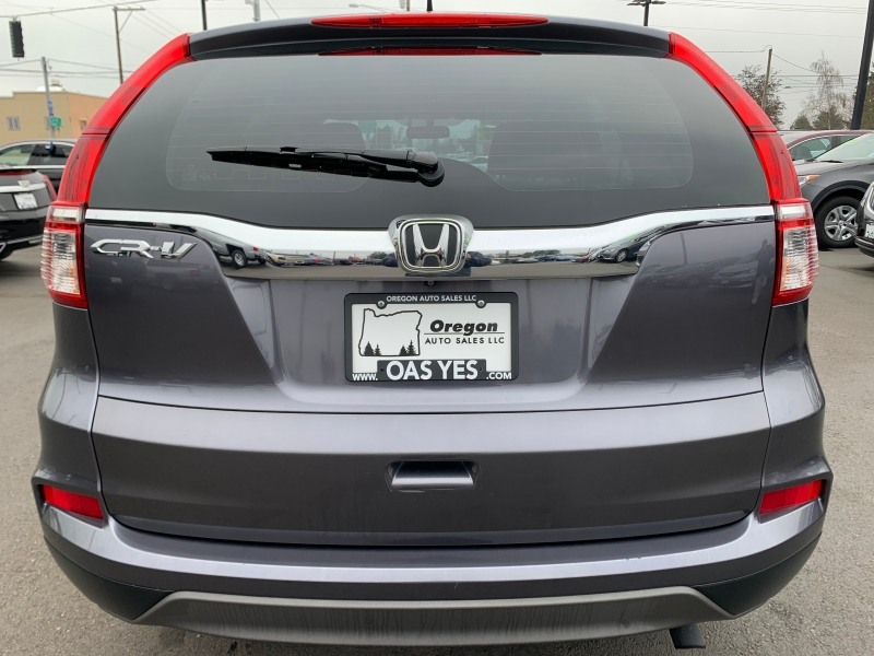 Honda CR-V 2016 price $16,995