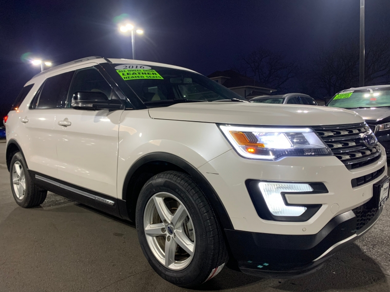 Ford Explorer 2016 price Sold