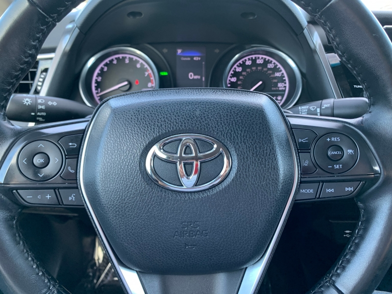 Toyota Camry 2018 price Sold