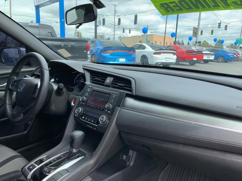 Honda Civic Coupe 2016 price $14,995