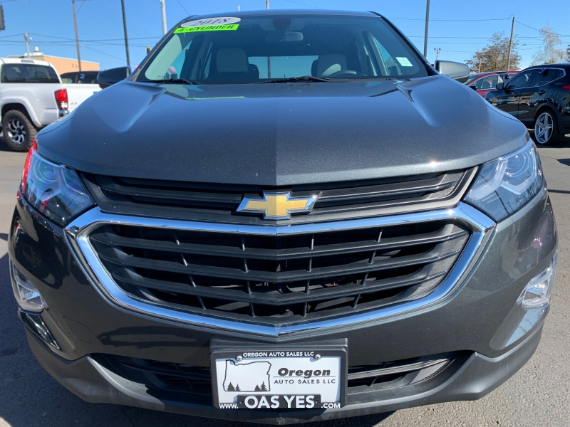 Chevrolet Equinox 2018 price $20,995