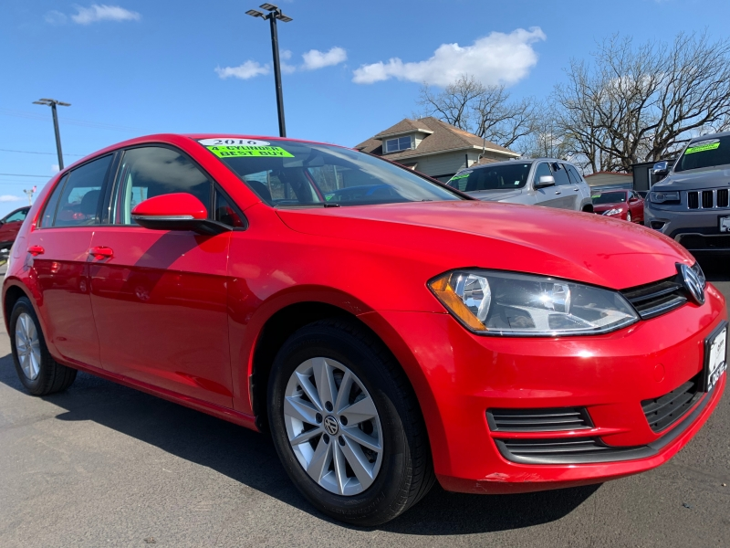 Volkswagen Golf 2016 price $16,995
