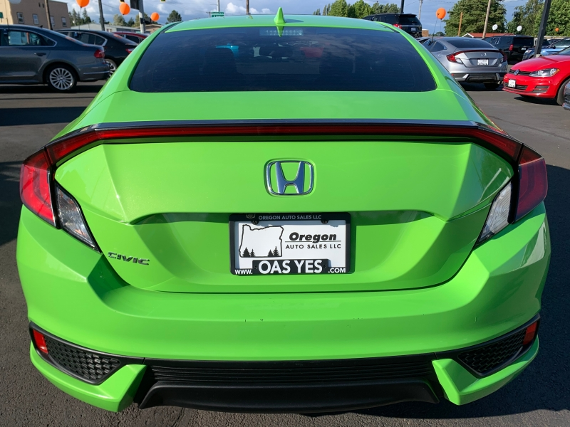 Honda Civic Coupe 2016 price Sold