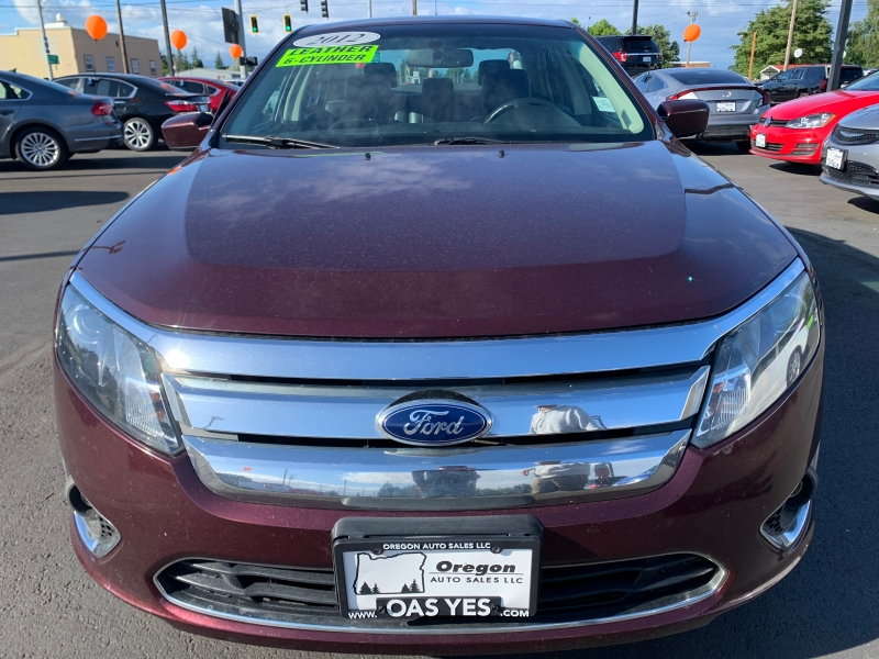 Ford Fusion 2012 price Sold