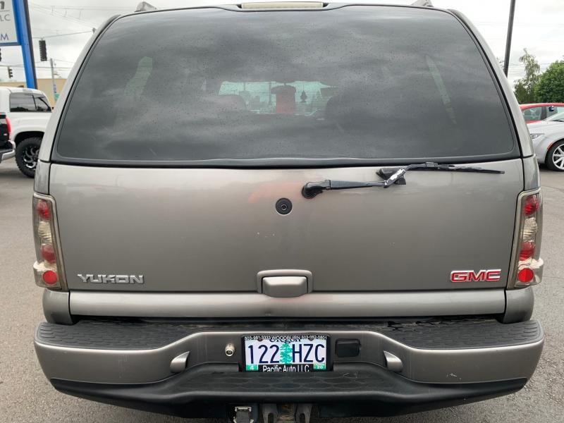 GMC Yukon Denali 2005 price $6,995