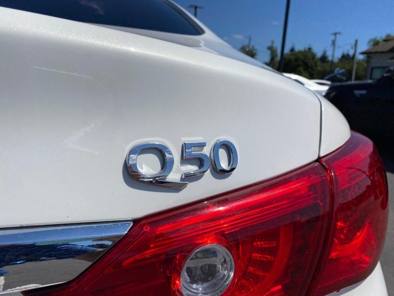 Infiniti Q50 2015 price $22,995