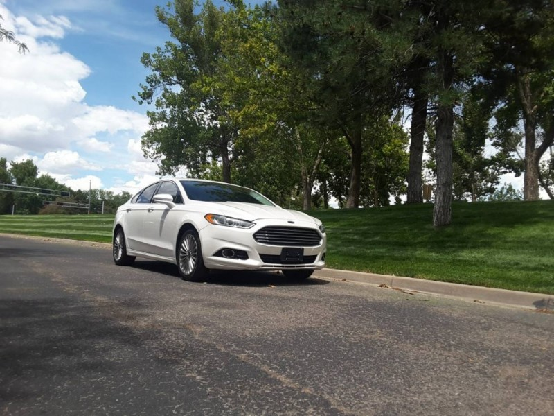Ford Fusion 2016 price $14,500