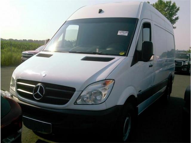 2012 Mercedes-Benz Sprinter 2500 Cargo